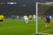 Clip trn thng 2-1 ca Dortmund trc Real ti v&#242;ng bng Champions League nm nay